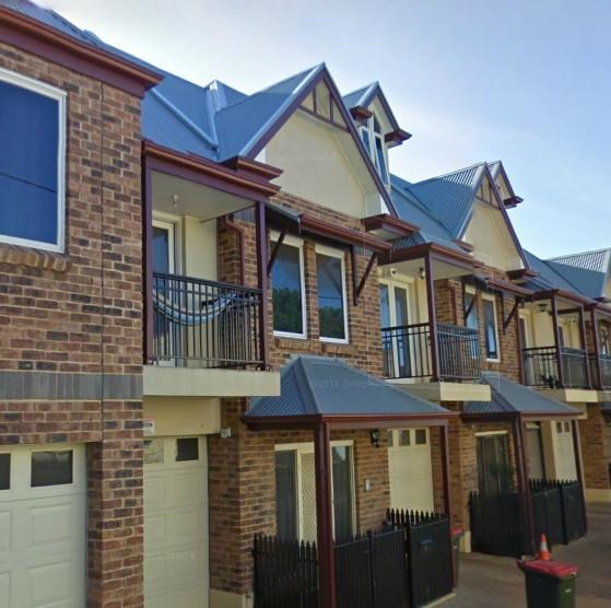 House townhouse 8 murrays lane accommodation service for 195 north terrace adelaide orthodontist